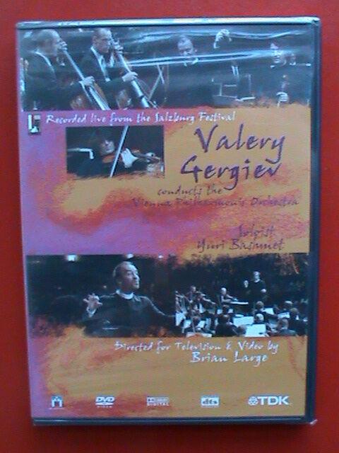 teatro valery gergiev vienna philharmonic orchestra igor stravinsky dvd nuovo gq