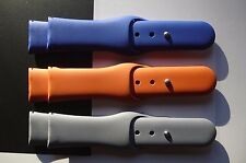 NEW IKEPOD ORANGE STRAP HEMIPODE, MEGAPODE, ISOPODE, MARC NEWSON DESIGN