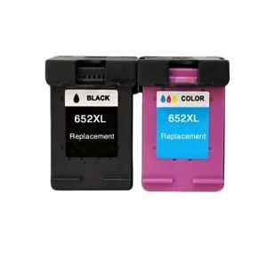 HP original 652 Black+Color Ink Cartridges 4535 3635 2135 4675 3835 NOT FOR USA