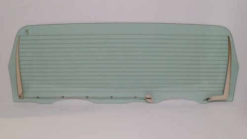 1992-1996 Ford Bronco Rear Back Glass Tailgate Window Heated Brand New