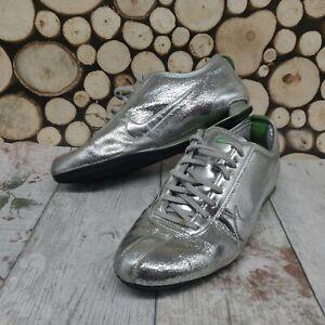 womens nike shox rivalry Nike womens shox rivalry trainers size 5 metallic silver sneakers ...
