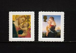 1g2915/gb 2007-mi 2596/7 - Noël - **-afficher Le Titre D'origine