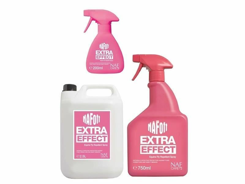 NAF Off Extra Fly Repellent - For Horses and Ponies - 2.5 litres - BN