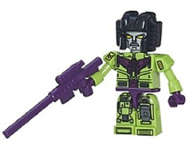Transformers Hasbro G1 Kre-O Kreon Loose Figure G1 SDCC Class of 85 Snarl