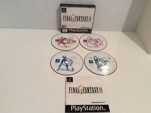 Sony-Playstation-1-ps1-Final-Fantasy-9