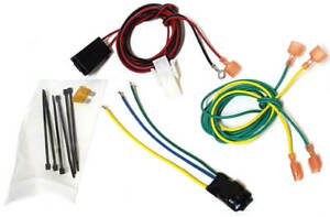 details about 2 prong third brake light wiring harness d kit, truck cap topper atc c90 804 2 Prong Flush Kit