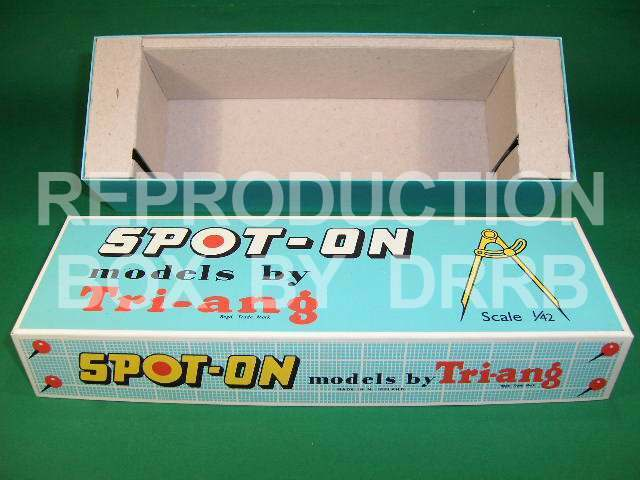 Spot-On Mulliner Luxury C oach - Reproduction Box by DRRB