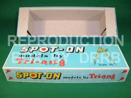 Spot-On #156 Mulliner LUXE C oach-Reproduction Box par drrb