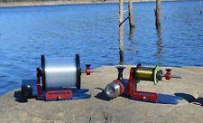 Fishon Spooler Fishing Line Spool Holder Spooling Station Spinning Reel Mount