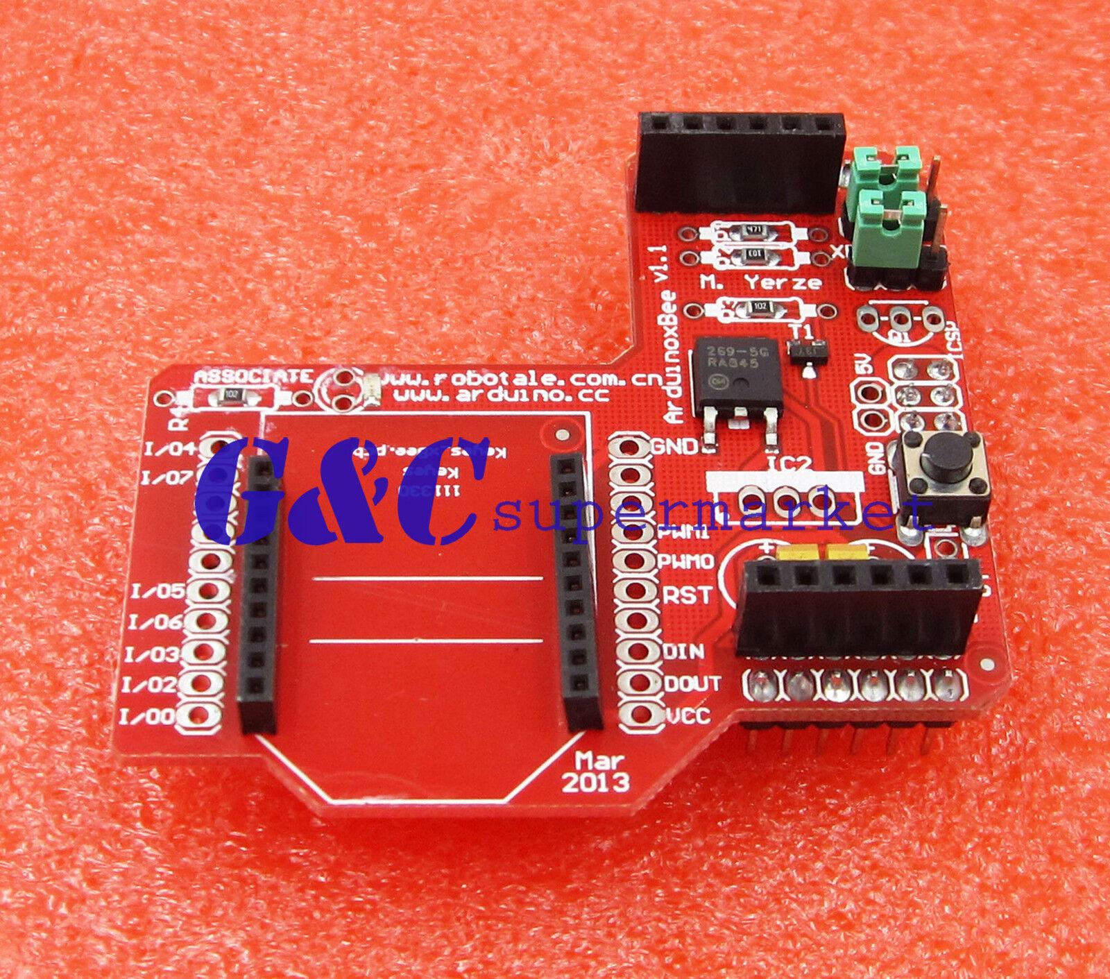 XBee Zigbee Shield RF module For ARDUINO UNO Duemilanove Mega1280 Mega2560 Nano