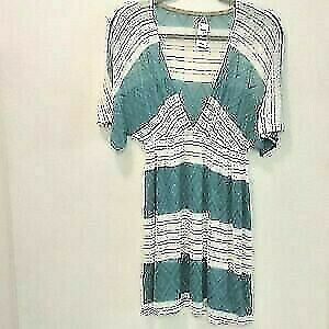 BEACH SWIM LADIES COVERUP TOP  Light Emerald Green