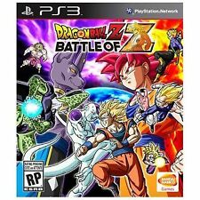 Dragon Ball Z: Battle of Z (Sony PlayStation 3, 2014) PS3 NEW