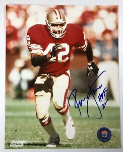 San-Francisco-49ers-Ronnie-Lott-HOF-2000-Signed-8x10-Photo