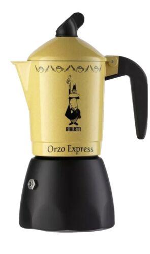 Orziera Bialetti caffettiera caffè caffe d/'orzo orzo express 4 tazze 2324 Rotex