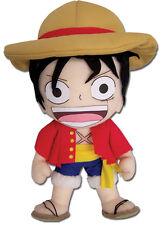 One Piece 8'' Luffy New World Plush NEW