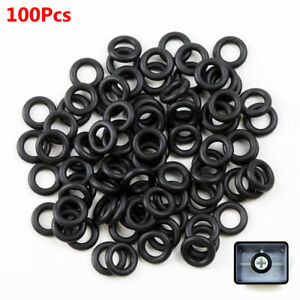 100Pcs-8mm-Black-Mechanical-Keyboard-Keycap-Rubber-O-Ring-Switch-for