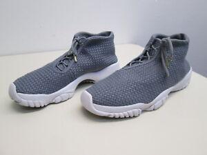hot sale online d2170 f0de2 Image is loading Nike-Air-Jordan-Future-Cool-Grey-White-sz-