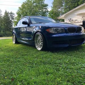 BMW 135i m pack