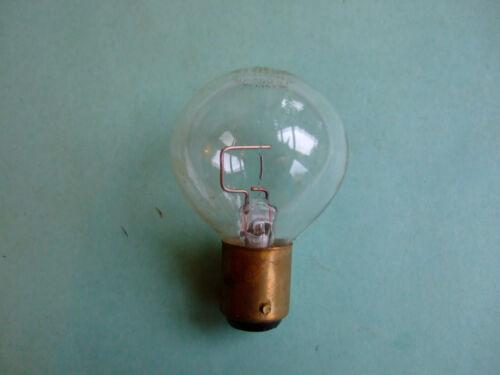12 volt 60 watt SBC Spot light bulb Austin Riley MG Bentley Vauxhall Lagonda