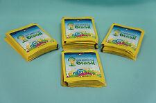 Panini WM 2014 Brasil 100 Tüten / 500 Sticker Neu Brazil Brasilien