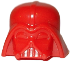 Star Wars Block Minifigure **NEW** Custom Printed RED CHROME DARTH VADER