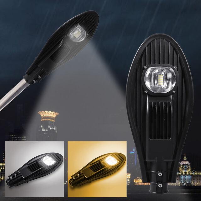 20//30//50//80//100//150//200W LED Road Street Flood Light Garden Spot Lamp AC85-265V