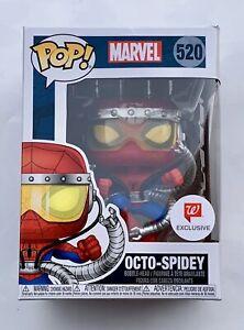 Octo-Spidey US Exclusive Pop Spider-Man Vinyl POP Vinyl