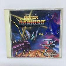 SUPER DARIUS II Complete NEC PC Engine Super CD-ROM Japan Jpn