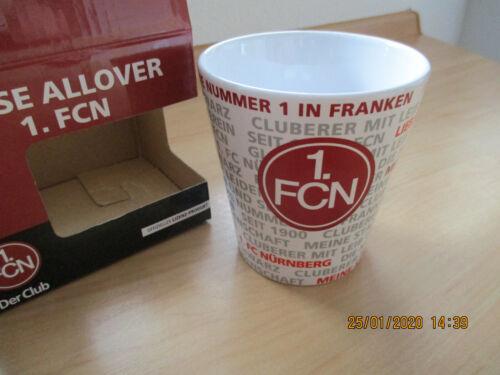 1.FC Nürnberg Tasse//Becher Allover