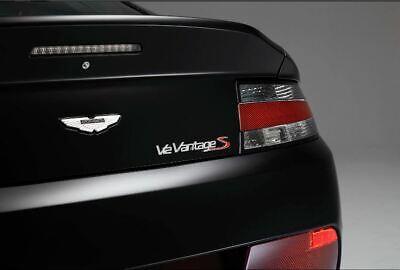 "Aston Martin V8//V12 Vantage /""Insignia-Rojo"