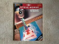 Steve Morse. HIGH TENSION WIRES. Tablature book.
