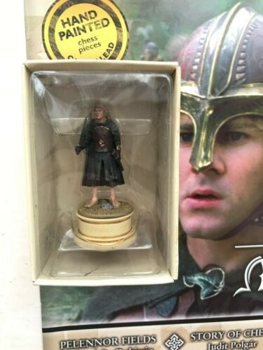 Lord of the Rings Chess Collection Issue 25 Merry Eaglemoss Figure Magazine