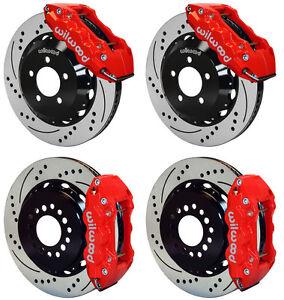 2012 dodge charger brake rotors