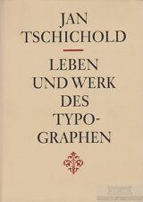 Jan Tschichold. Leben und Werk des Typographen: Klemke, Werner (Einleitung)