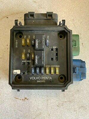 Volvo Penta Fuse Box 3863460 | eBay | Volvo Penta Fuse Box Location |  | eBay