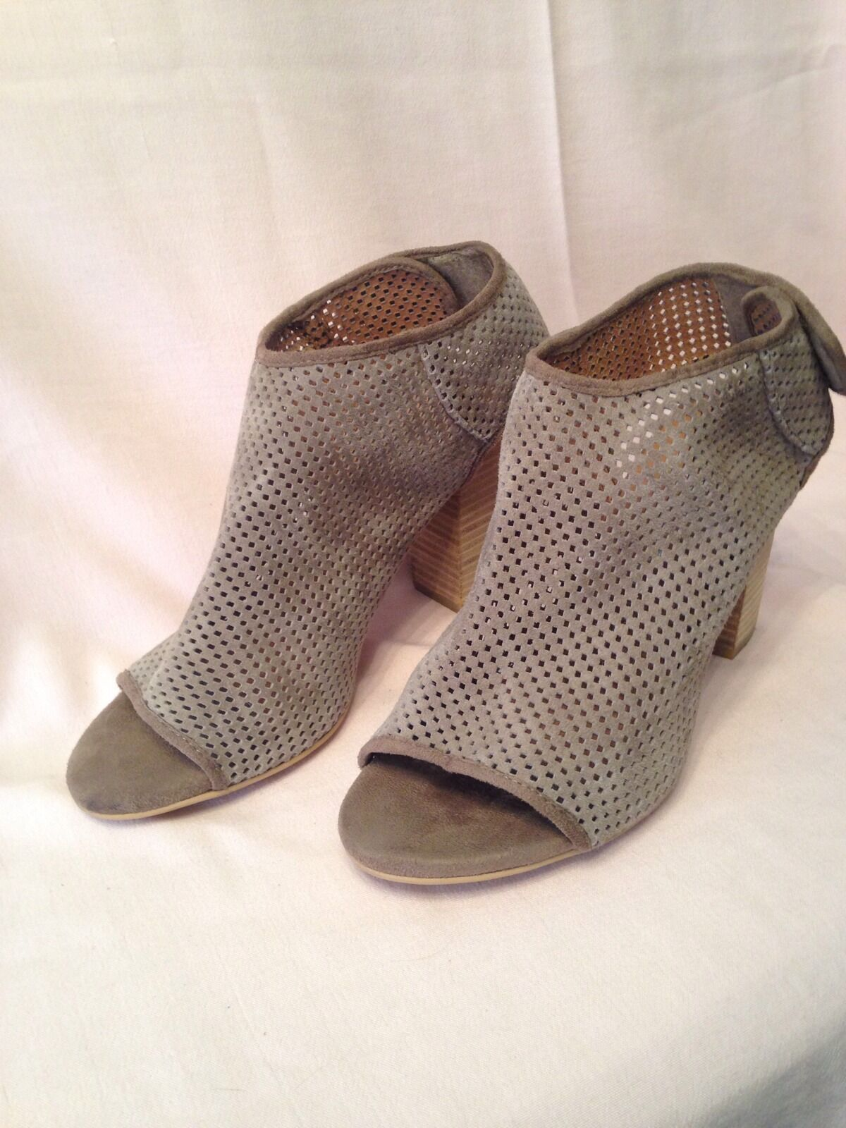 Jeffrey Campbell Open Toe shoes Bootie Size 10