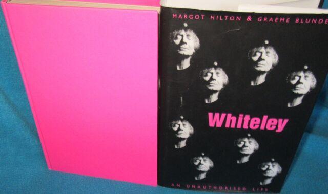 Brett WHITELEY unauthorised Life ~ Margot Hilton & Graeme Blundell HbDj in MELB!