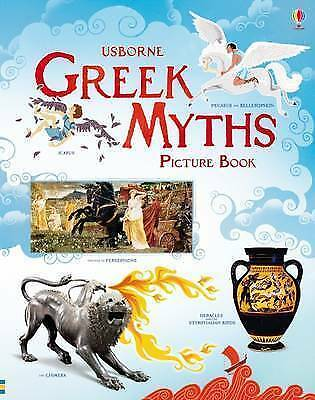 Rosie Dickins, Greek Myths Picture Book, Very Good Book