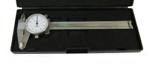 RDGTOOLS-0-4-034-DIAL-VERNIER-CALIPER-MECHANIST-STEEL-SHOCK-PROOF-GEARING