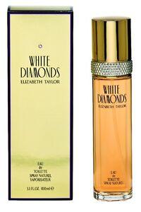 Elizabeth Taylor White Diamonds 100ml Eau de Toilette