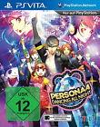 Persona 4 Dancing All Night (Sony PlayStation Vita, 2015, Keep Case)
