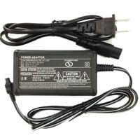 Wall Charger Battery Power Adapter For Sony Camcorder AC-L200 A AC-L200B L200C