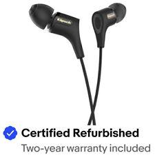 Klipsch R6-II-R In-Ear Headphones, Black - Certified Refurbished