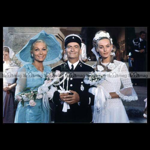 #phs.012745 Photo LOUIS DE FUNES CLAUDE GENSAC GENEVIEVE GRAD GENDARME SE MARIE