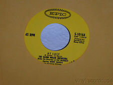 "GLENN MILLER At Last/Call Me Irresponsible 7"" 45 Epic 5-10164 VG+ vinyl"