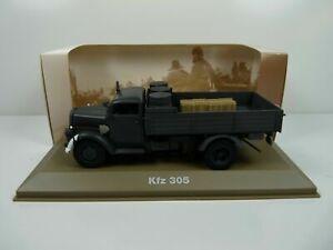BL10U-atlas-IXO-1-43-Blindes-WW2-Opel-blitz-type-2-Kfz-305-Wehrmacht-Allemagne