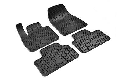 Neu $$$ Bescheiden $$$ Original Lengenfelder Gummimatten Für Volvo Xc40 Gummi Fußmatten
