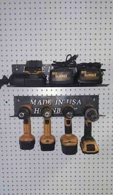 Hammer Storage Rack Wall mount Made in the USA Hornbuilt