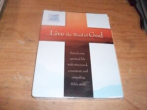 Live-The-Word-Of-God-By-Living-Christian-CD-ROM-2007-Bible-Study-NEW