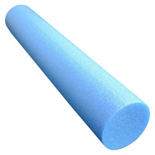 Übungsposter Grevinga®PROFI Pilates Rolle 108318 Faszienrolle inkl